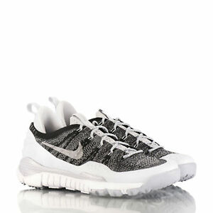 857f9bbbfcb5 MEN S NIKE LUPINEK FLYKNIT ACG LOW SHOES SIZE 8.5 black platinum ...