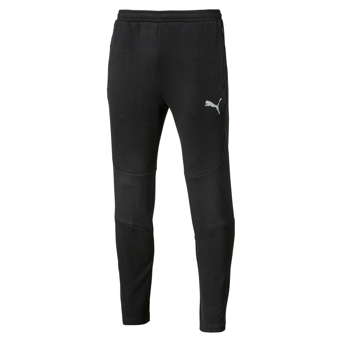 PUMA Evostripe Pants  Herren Sporthose Trainings Hose Sweatpants 580103 schwarz