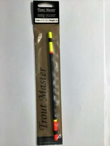 SPRO Trout Master Reed Floater NEU 2018 Pose Schwimmer Forelle angeln