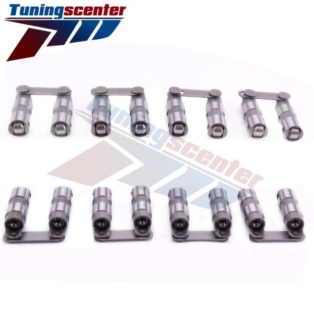 16 New Hydraulic Roller Lifters For Mopar Dodge Chrysler Big Block 383-440 413