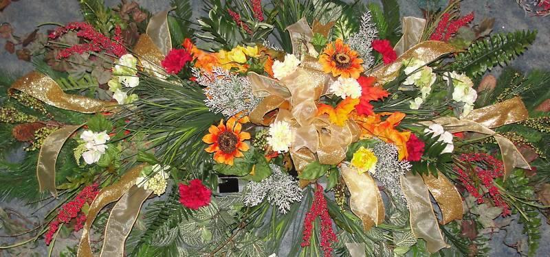 Thanksgiving Holiday Dayton Centerville OH Grave Blanket Pillow Pillow Pillow Worldwide 58x24  244056