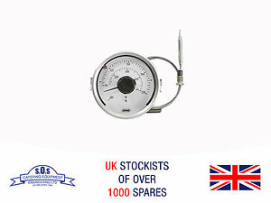 JUMO Temperature ClockThermometer with Microswitch  Fish amp Chip Frying Range - London, London, United Kingdom - JUMO Temperature ClockThermometer with Microswitch  Fish amp Chip Frying Range - London, London, United Kingdom