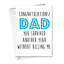 Funny-Rude-Fathers-Day-Cards-Humour-Cheeky-from-dog-Funny-cards-for-DAD-father thumbnail 35
