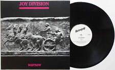 Joy Division-Warsaw LP retropop VERSIONE RARE studio tracks Ian Curtis New Order