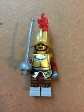 Lego Mini Figure Series 8 Armored Fencer