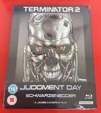 Terminator 2 Judgement Day - Blu Ray Steelbook *Sealed