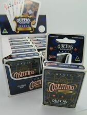 Queen/'s Slipper COSENTINO MAGIC MARKED 52 Playing Cards Deck Secretly Coded
