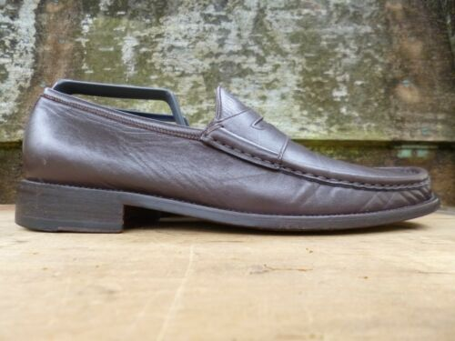 Cheaney 5 Mocassini eccellenti Verona Uk Condizioni 7 Church Brown xwPxvSq4