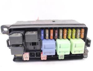 fuse box cooper mini  clubman      ebay