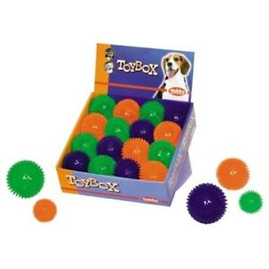 Nobby Hundespielzeug TPR Ball Spinky, UVP 4,89 EUR, NEU - Elleben, Deutschland - Nobby Hundespielzeug TPR Ball Spinky, UVP 4,89 EUR, NEU - Elleben, Deutschland