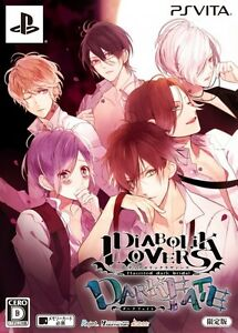 NEW-PSV-DIABOLIK-LOVERS-DARK-FATE-Limited-Edition-L-E-JP-PS-Vita-Game-From-Japan