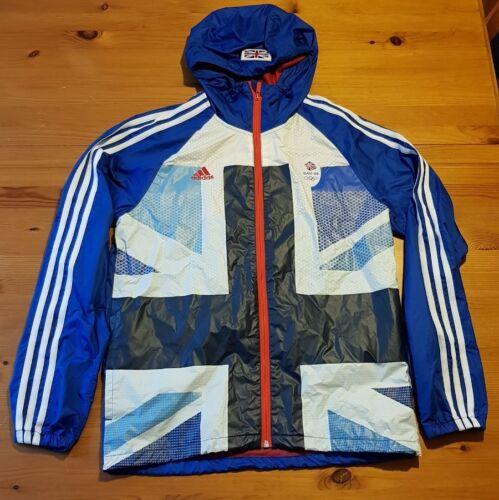 Cond Diseño Mccartney Jacketstella Tamaño Mediano Adidas De Team Excelente Gb Rompevientos qCwnvag