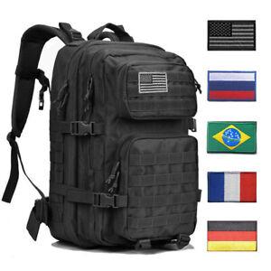30L-55L-Outdoor-Military-Tactical-Camping-Hiking-Trekking-Backpack-Rucksack-Bag