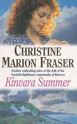 1 of 1 - Kinvara Summer, Marion Fraser, Christine, Very Good Book