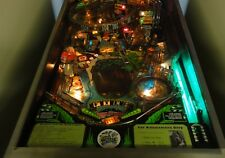Creature from the Black Lagoon Pinball Shooter Lane Luz Mod cftbl