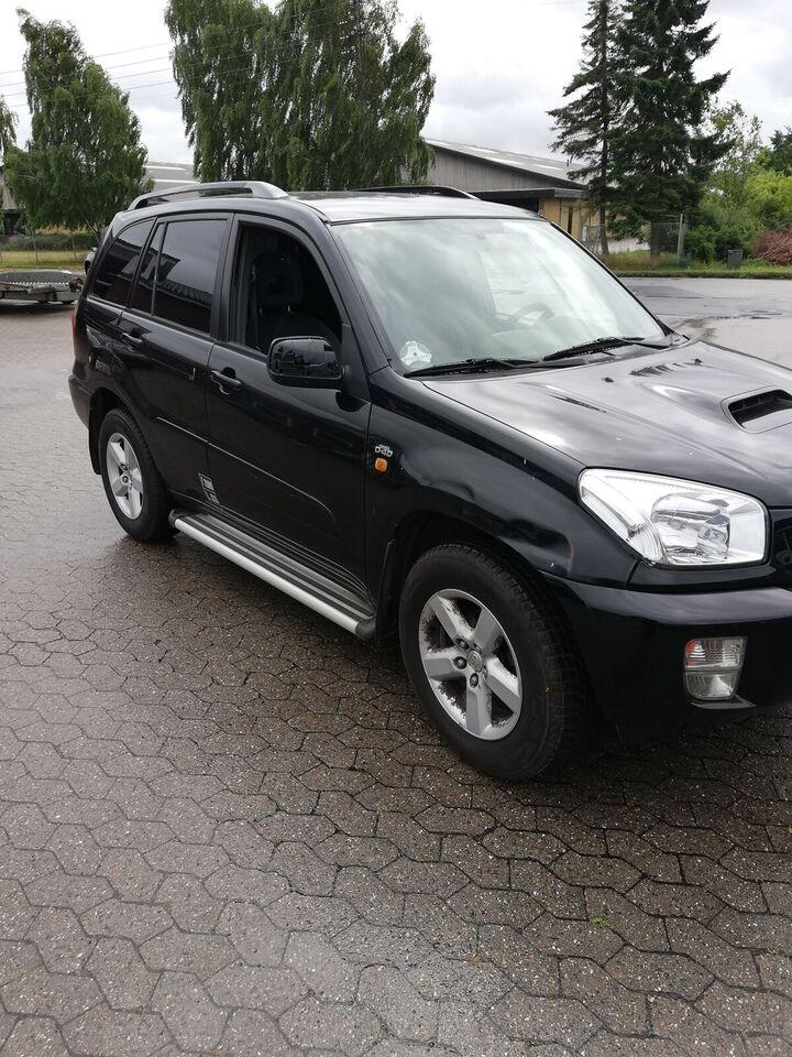 Toyota, RAV4, 2,0 D-4D 4x4 Van