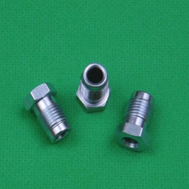 Überwurfschraube M12x1mm Bremsleitung 6 mm Bördelung F - für Audi + VW