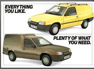 Bedford-Astra-Van-amp-AstraMax-Mk2-1985-86-UK-Market-Foldout-Sales-Brochure