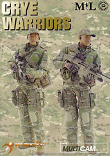 "MIL 1/6 Scale Crye Warriors Joint Special Operations Command ""Spanky"" Action Fig"