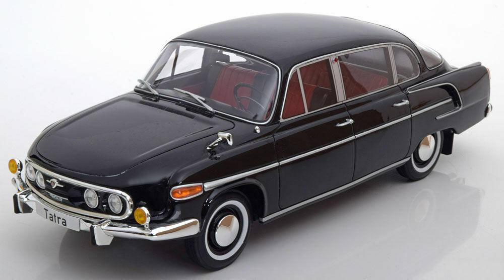 BOS 1969 TATRA 603 couleur noire échelle 1 18   le 1000 RARE à TROUVER  meilleure mode