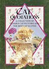Cat Quotations by Exley Publications Ltd (Hardback, 1991)