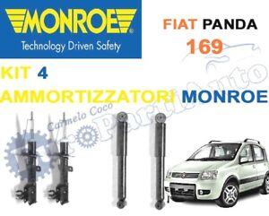 KIT-4-AMMORTIZZATORI-MONROE-ORIGINALI-PRESSIONE-A-GAS-FIAT-NUOVA-PANDA-169
