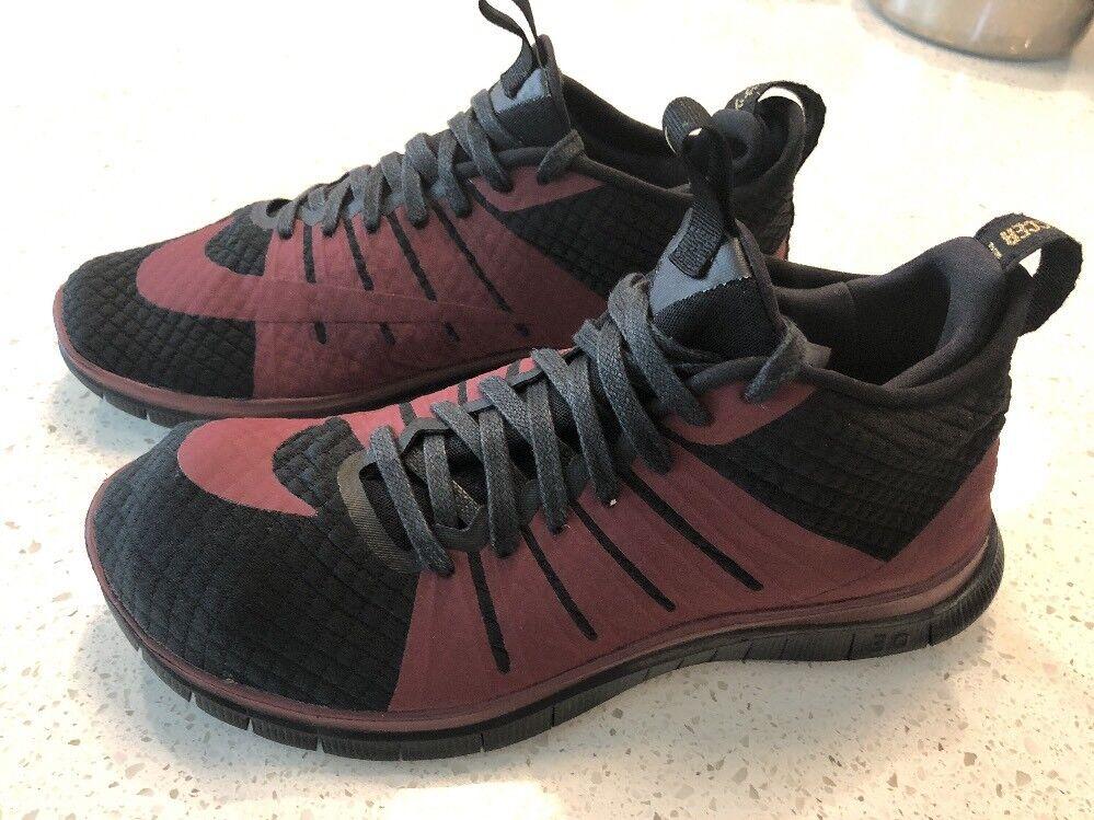 Men's Sz 8.5 Nike Free Hypervenom Training / Soccer Shoe 747140-006