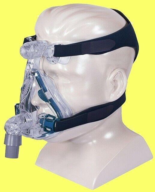 maschera facciale per cpap