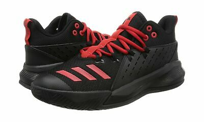 Bb7127 Trainers Black / Scarlet Red