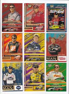 2006-High-Gear-MPH-PARALLEL-M36-J-J-Yeley-BV-15-100-100-VERY-SCARCE-YES-100