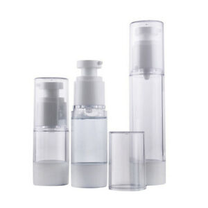 Mini-botella-portatil-sin-aire-Cosmetica-Cubierta-de-bomba-Cuidado-piel-viaje
