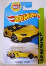 Lamborghini Aventador J 1/64 Die-cast Model From HW Workshop by Hot Wheels