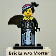 New Genuine LEGO Wild West Wyldstyle Minifig with Fan The Lego Movie 71004