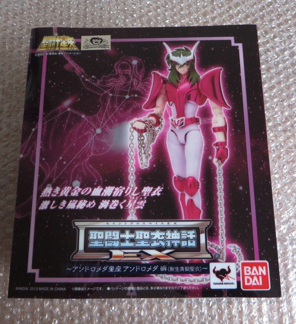 Bandai  Japan Ver.  Saint Seiya Myth Cloth EX Andromeda Shun  Andromede V2 Nuovo