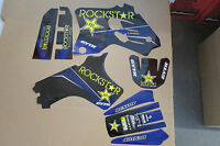 Team Rockstar Yamaha Graphics Yamaha Yz80 1993 2001