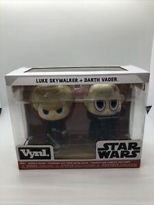 Funko-Pop-Vynl-Star-Wars-Luke-Skywalker-Darth-Vader-Figures