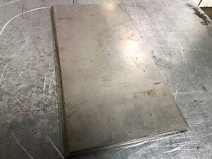 "Titanium Plate 6AL4V 6"" x 12"" x .026"""