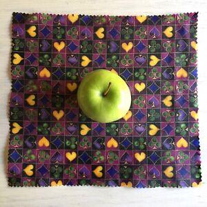 Handmade-Reusable-Beeswax-Food-Wraps-Small