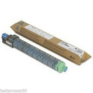 Genuine-Ricoh-Lanier-MPC3003-MPC3503-CYAN-Toner-Cartridge-841832-Yield-18-000