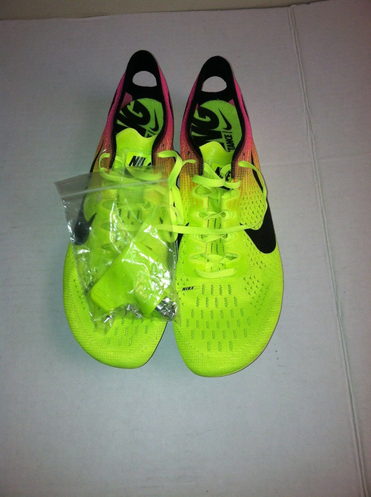 NIKE ZOOM VICTORY 3 TRACK & FIELD SPIKES RIO OLYMPICS Size 12 (882006-999)