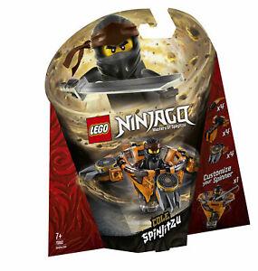 LEGO-NINJAGO-70662-Spinjitzu-Cole-NEU-amp-OVP