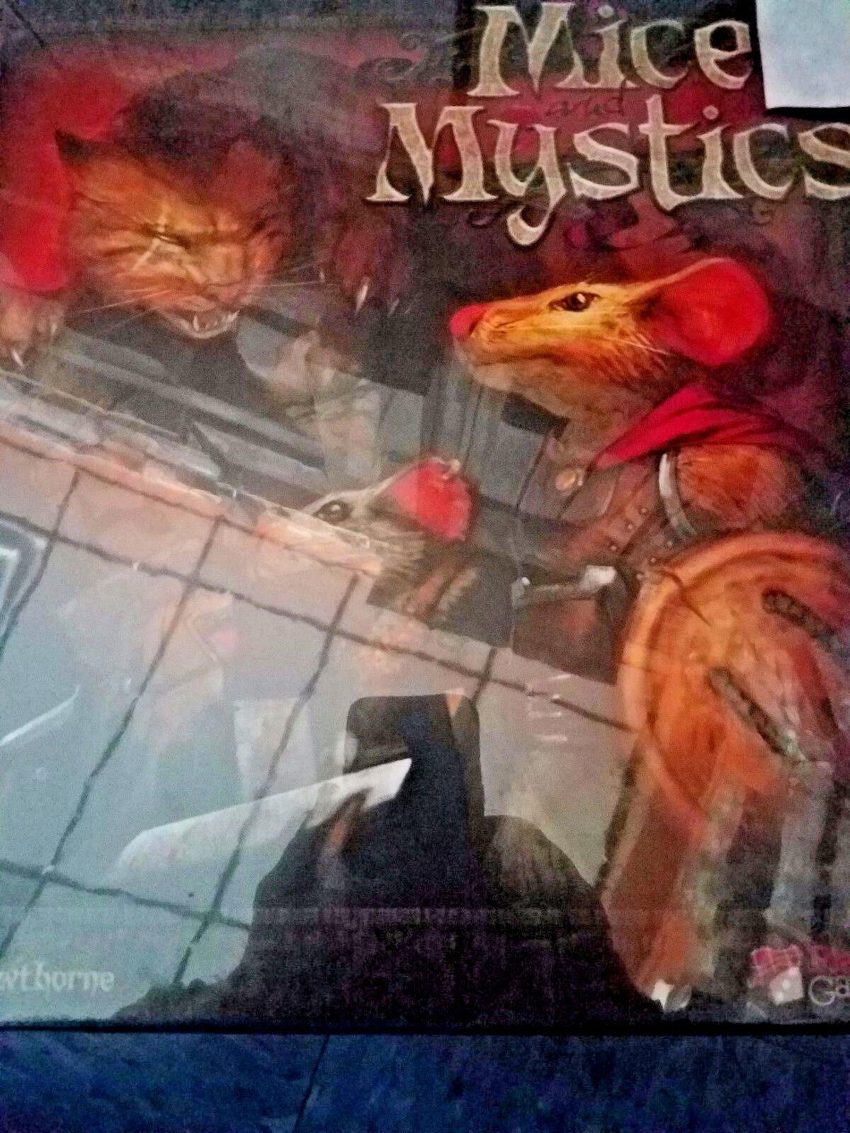 ottima selezione e consegna rapida Mice & Mystics Core Base Base Base Set - Plaid Hat giocos tavola gioco nuovo   outlet in vendita