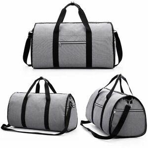Travel-Bag-Shoulder-Luggage-Garment-Bag-Duffle-Fitness-Bag-Suit-Storage-Bag-Case