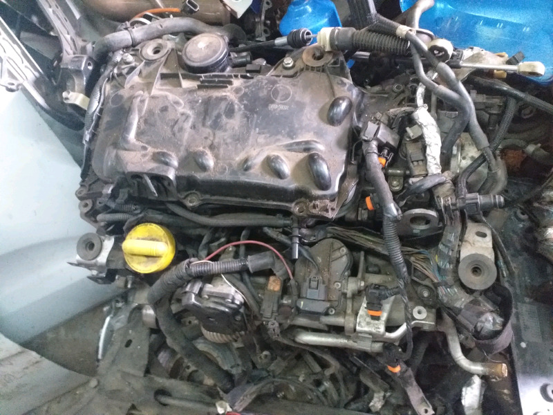 Nissan Qashqai 2.0 DCI Engine Stripping for Spares