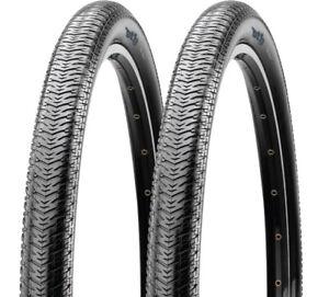 2-x-Maxxis-Dth-26-X-2-30-Mtb-Bike-Tyre-Wire-Bead-60-TPI