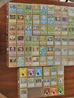 Lot Set 100% COMPLET & NEUF cartes Uncos + Commune Set de Base édition 1 Pokémon