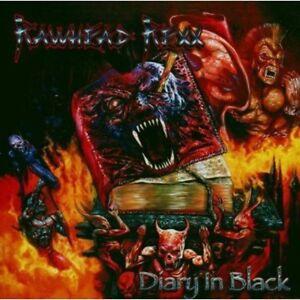 RAWHEAD-REXX-Diary-In-Black-Metal-CD-NEU-amp-VERSCHWEISST-SEALED