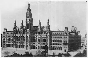 Autriche- Vienne- Wien- Rathaus- Hôtel de Ville 1890 Tirage Postérieur Tirage 95aC9bzr-09154245-822290910
