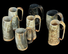 Game of Thrones horn beer mug tankard 1-1/2 pints - Large