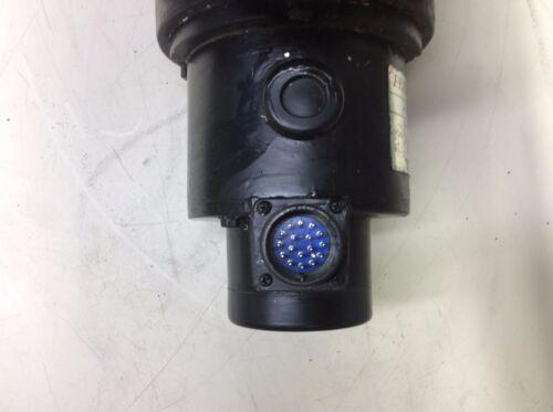 WARRANTY Yaskawa Servo Motor # UGJMED-60LMU21 Used 850 Watt J Series